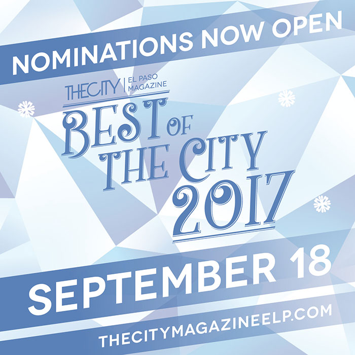 The City Magazine Best of the City Nominations