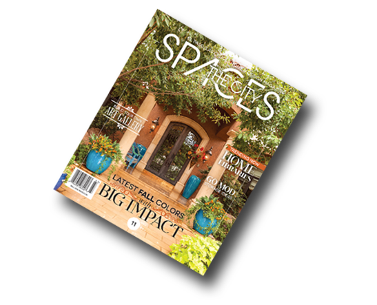 The City Magazine Spaces 2015