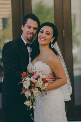 The Wedding of Mariam Yazdi Watford and Matthew George Watford