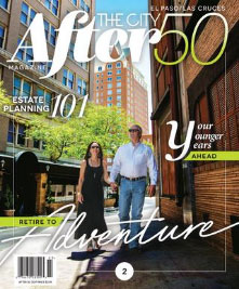 The City After 50 magazine