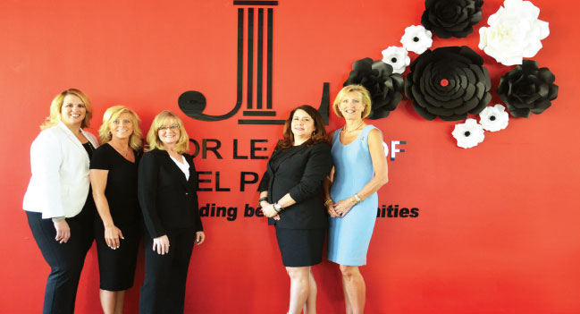 Making a Positive Impact – The Women of the Junior League of El Paso