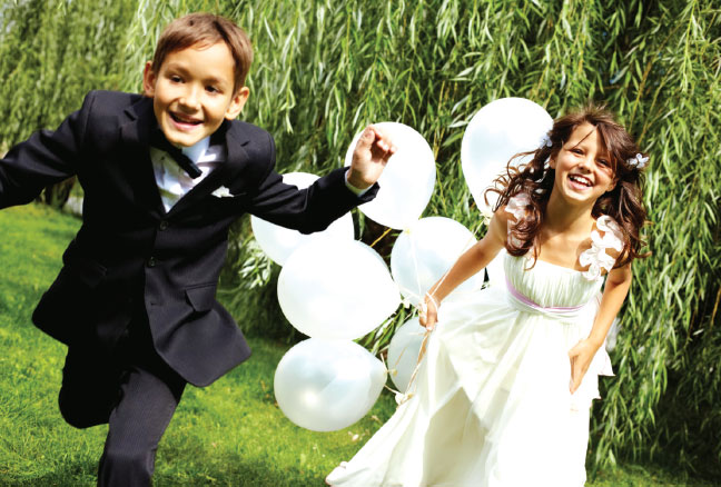 To Invite OR Not To Invite – Children at Your Wedding