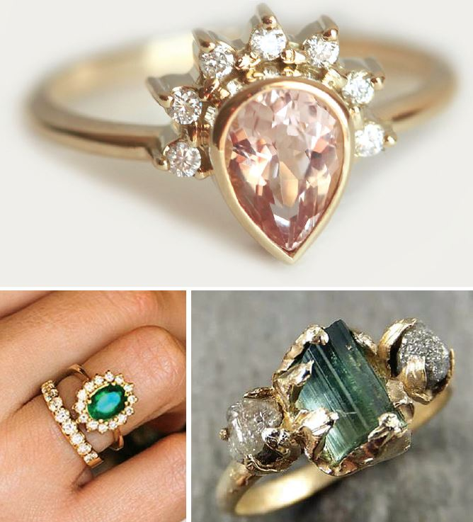 Non-Traditional Rings