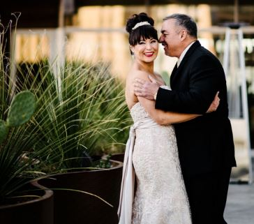 The Wedding of Terry Barragan and Tony Montelongo: The Story of Impeccable Timing