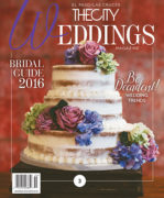 WEDDINGS magazine 2016