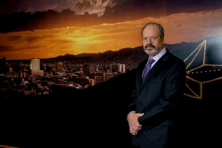 Oscar Leeser-The City Magazine El Paso