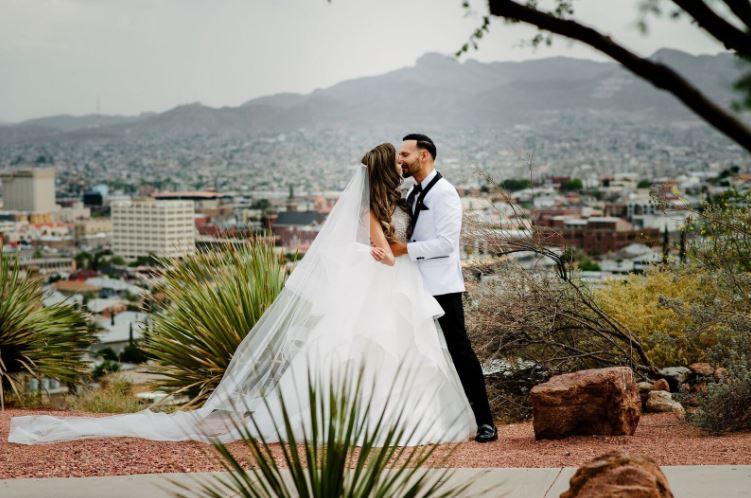 The Wedding of Catherine Coronado and Claudio Ibarra