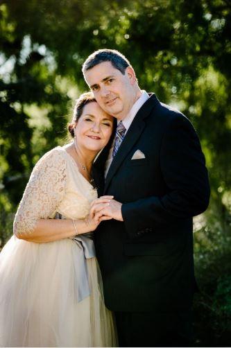 The Wedding of Martha Garcia and Gregory Lush