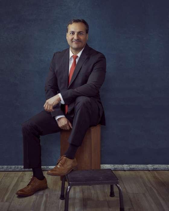 The City Magazine Oscar Aguilar