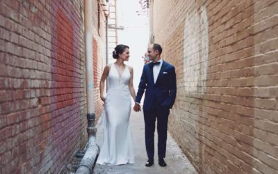 The Wedding of Michelle Valdez & Adam Lasky