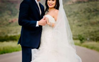 The Wedding of Thania Cervantes and Aaron Johnson