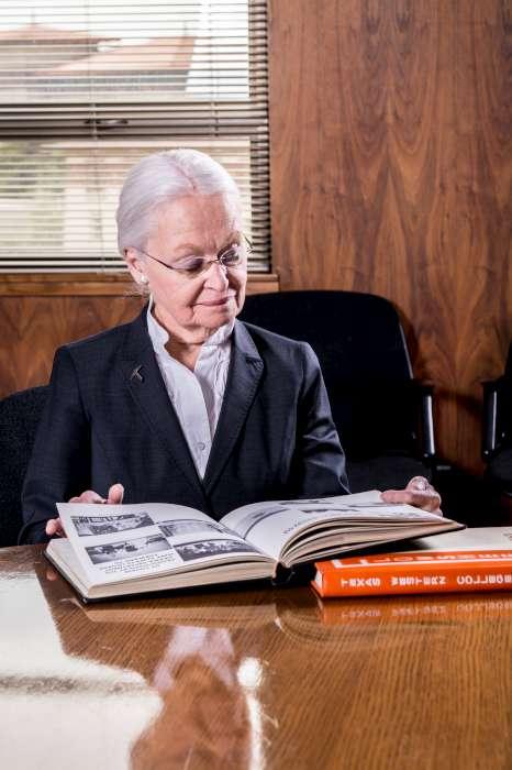 Dr. Diana Natalicio-The City Magazine