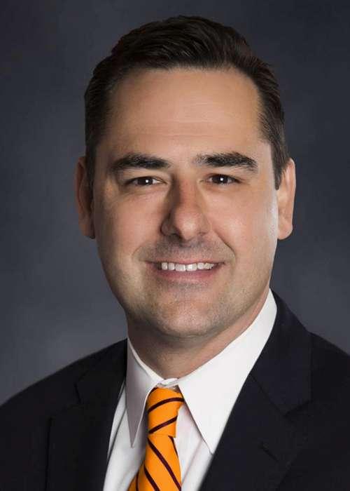 Kevin Baker – UTEP Women's Basketball Head Coach