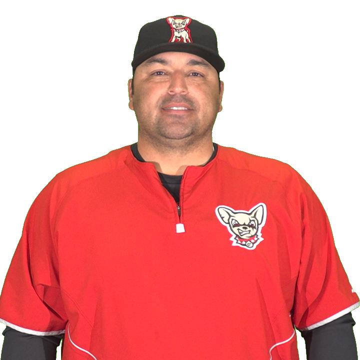 Rod Barajas – El Paso Chihuahuas Manager