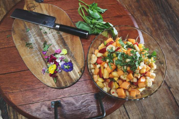 The City Magazine Fruit Salad