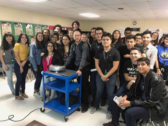 STEAMrolling Towards Success: Transforming El Paso, one Student at a Time