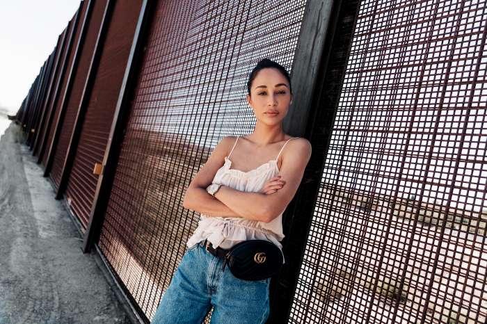 Cara Santana The City magazine
