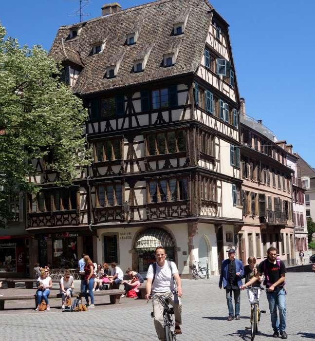 Your 4-Day Tour de France in Strasbourg