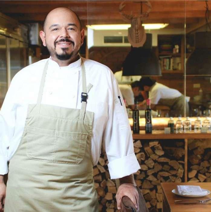 Chef Oscar Herrera The City magazine