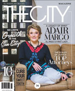 The City Magazine August 2018