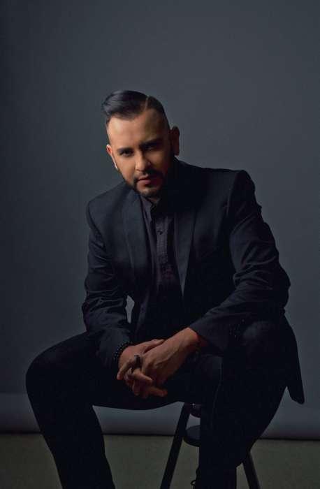 Joe Lujan The City Magazine El Paso