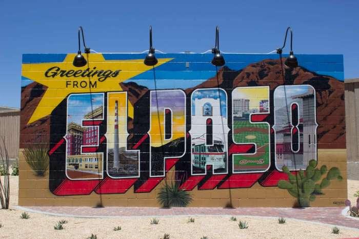 The city Magazine El Paso