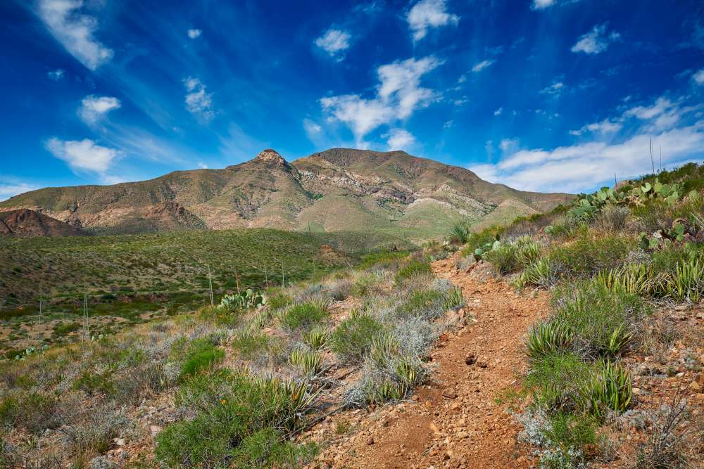 Outdoor Guide Franklin Mountains State Park Hiking & Recreation