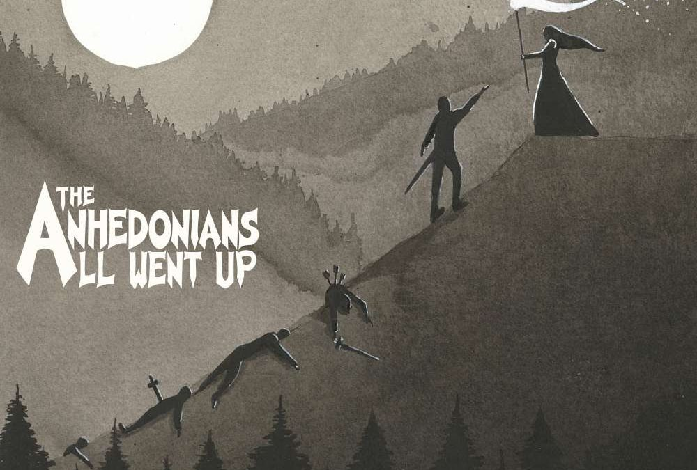 """New Music: Local Band The Anhedonians Release """"All Went Up"""""""