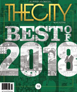 The City Magazine December2018-January2019