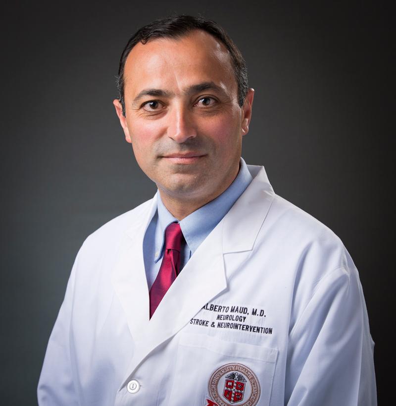 Dr. Alberto Maud