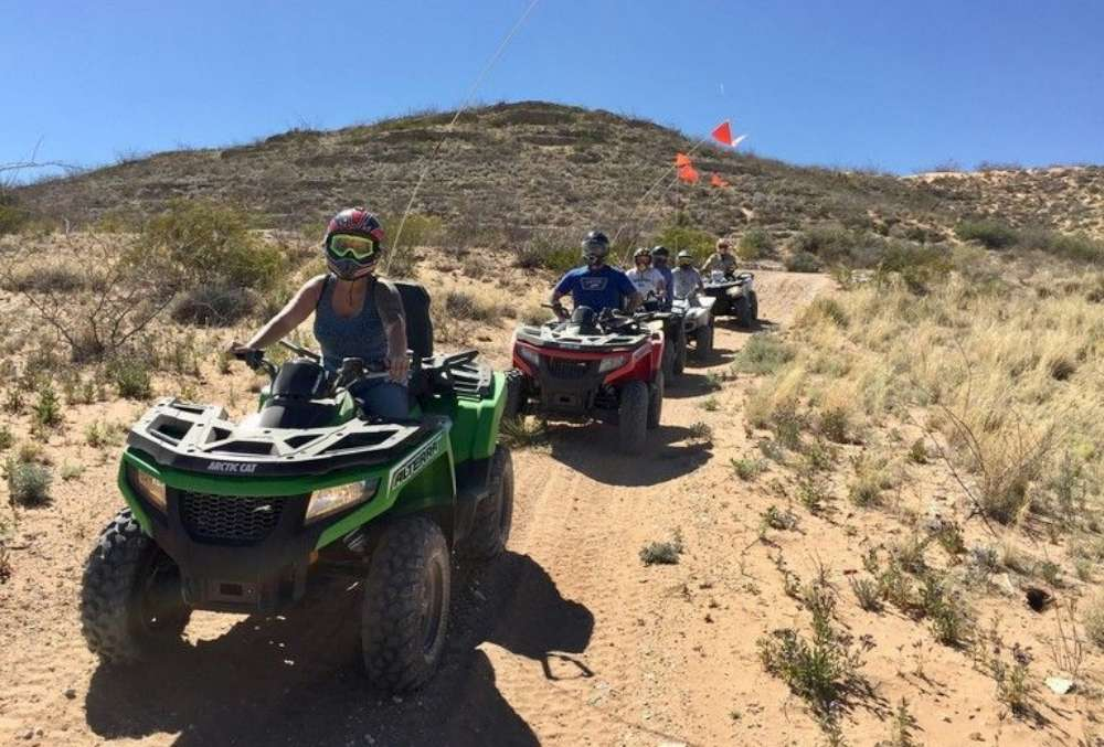 Outdoor Guide Off-roading Adventure