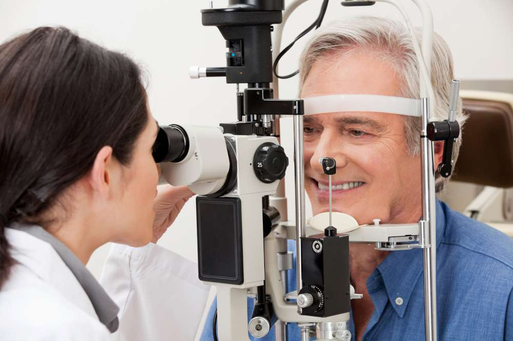 Cataracts, Glaucoma and Detached Retinas … Facing the Challenges of Aging Eyes
