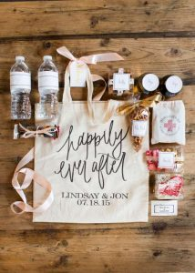 Welcome: A Guide To Pampering Your Wedding Guests