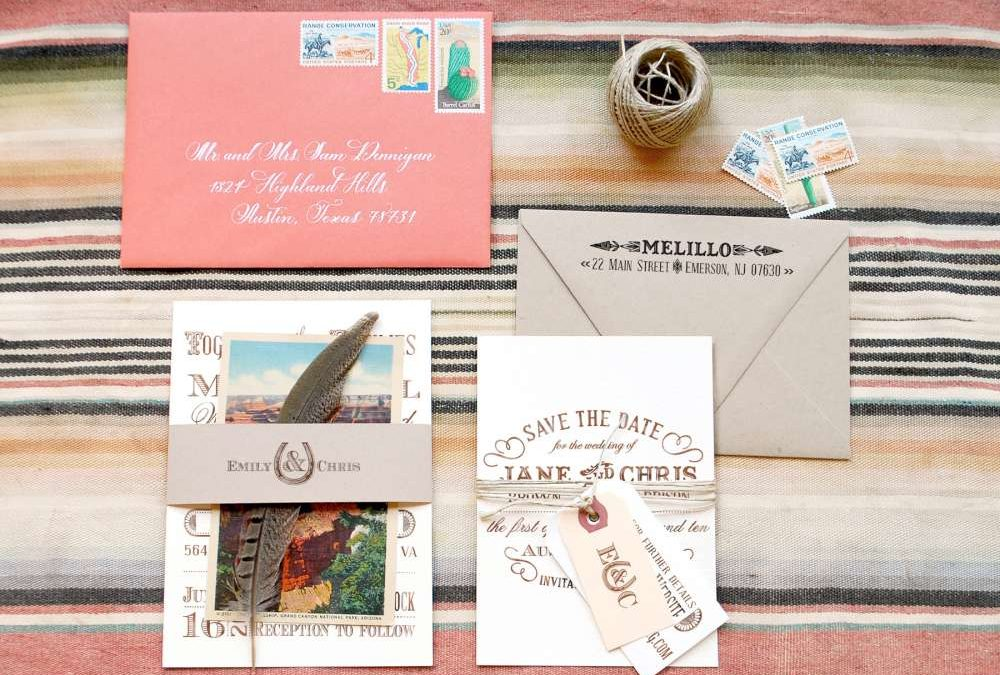 The New Trend of Artful Invites