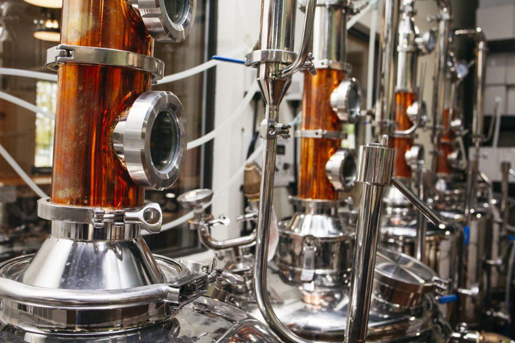 Hidden Gem Dry Point Distillers