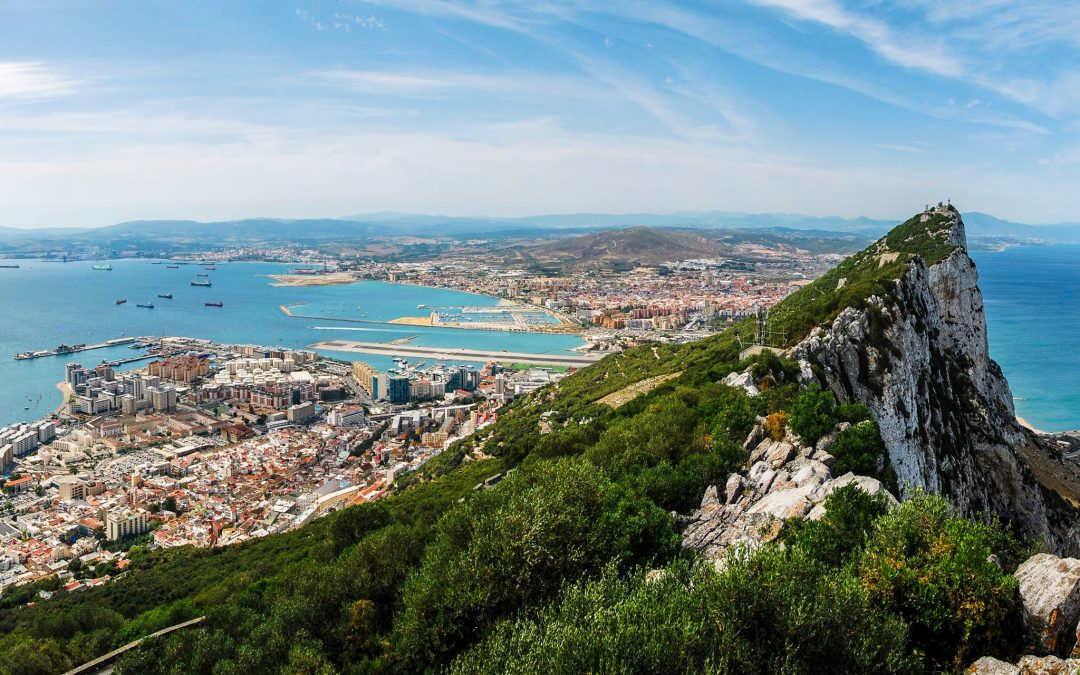 THE ROCK OF GIBRALTA – A Chunk of England – In the Heart of Spain