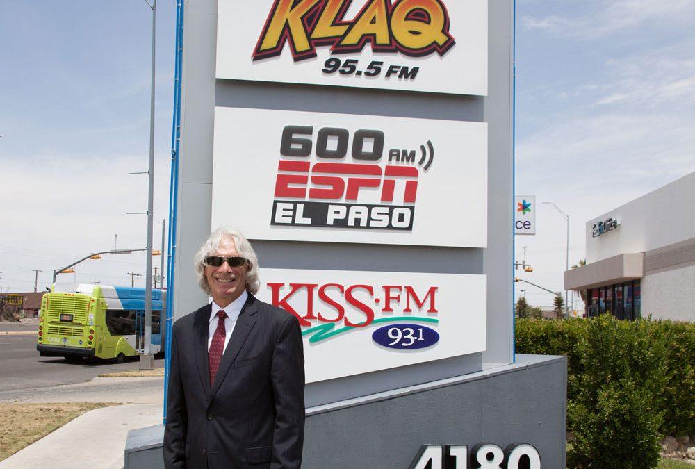 Brad Dubow, El Paso's Radio King