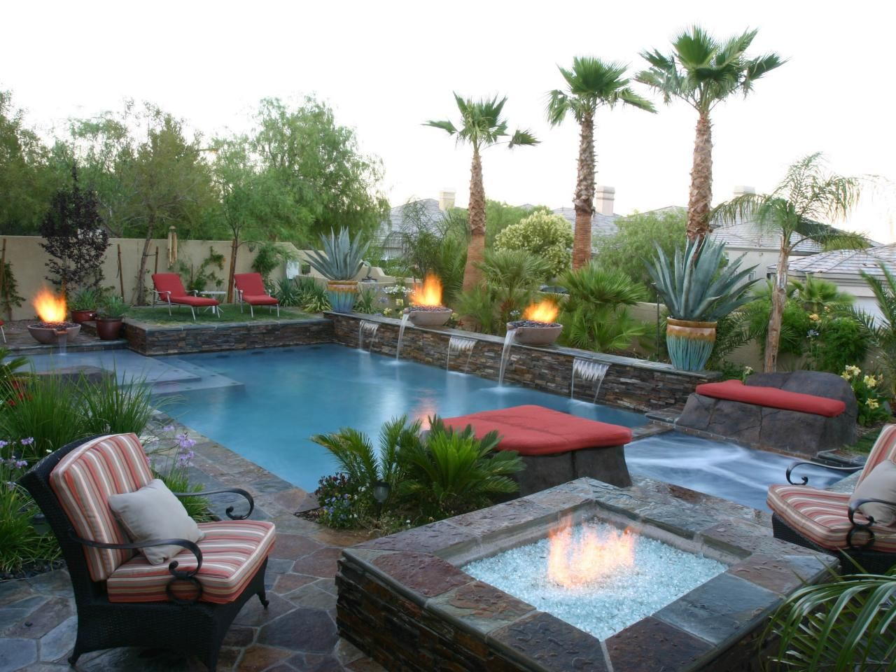 FENG SHUI SWIMMING POOLS & WATER ELEMENTS
