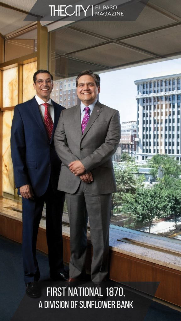 August 2019 El Paso Revival and Growth- Financial Experts Profiles