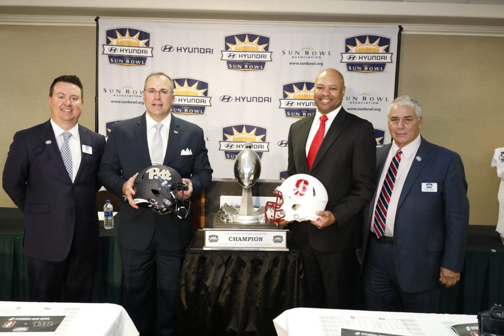 Promoting El Paso for Over 84 Years Sun Bowl Association