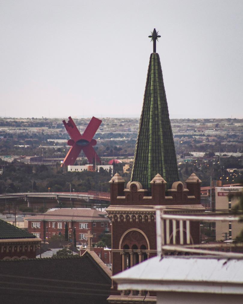 El Paso Will Rise