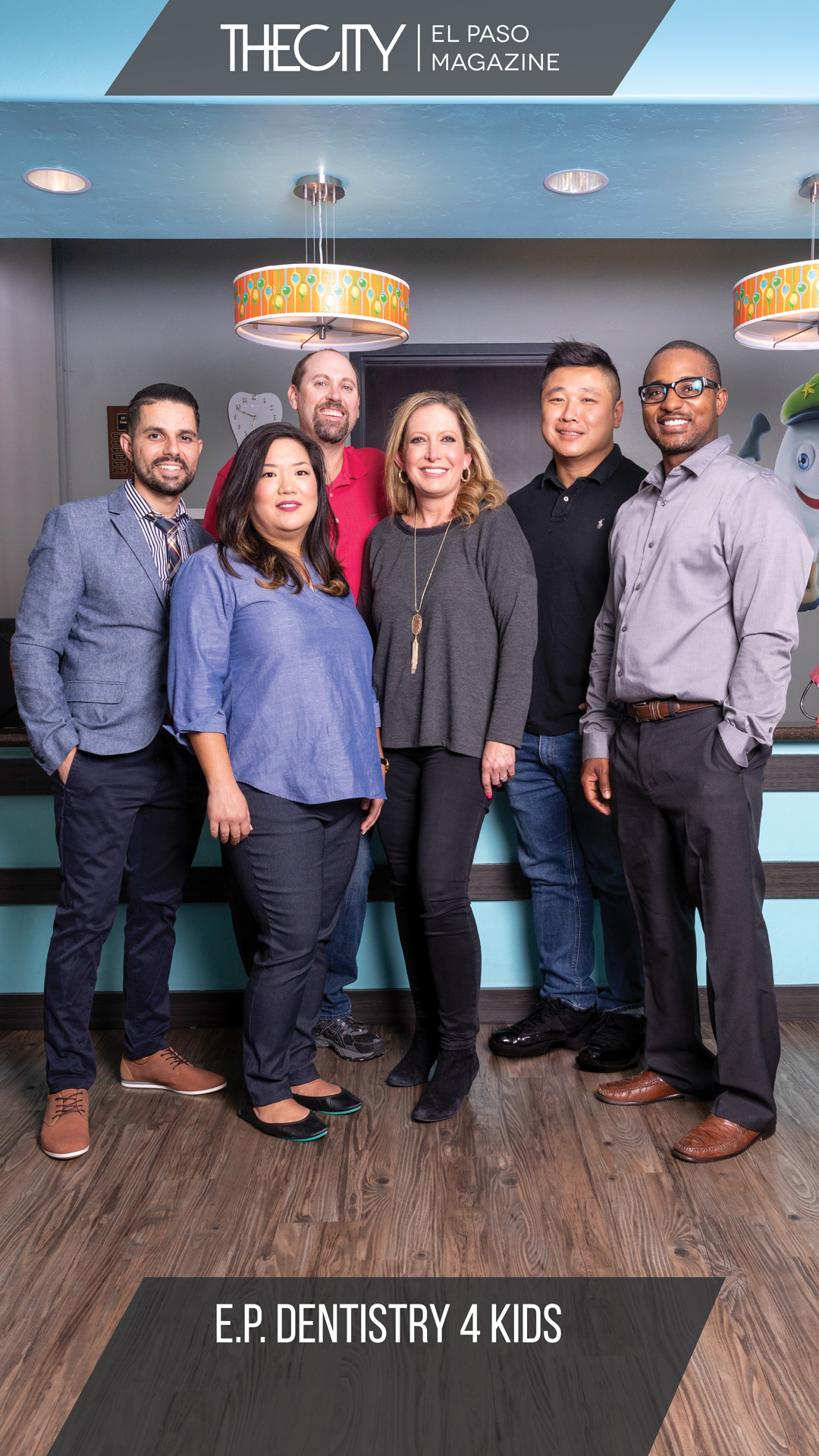 LOCALLY OWNED BUSINESS: E.P. DENTISTRY 4 KIDS