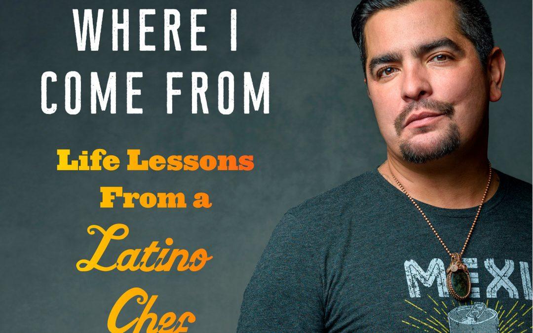 First Course: A Taste of Aarón Sanchéz's Memoir