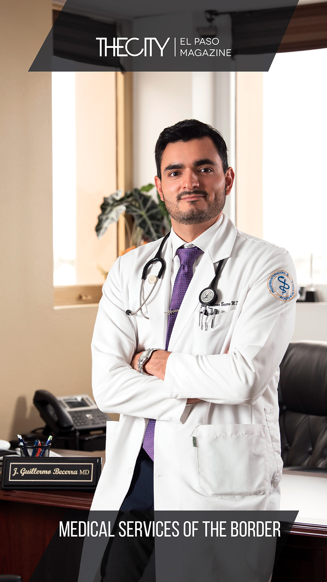 Healthcare Professionals: Medical Services of the border