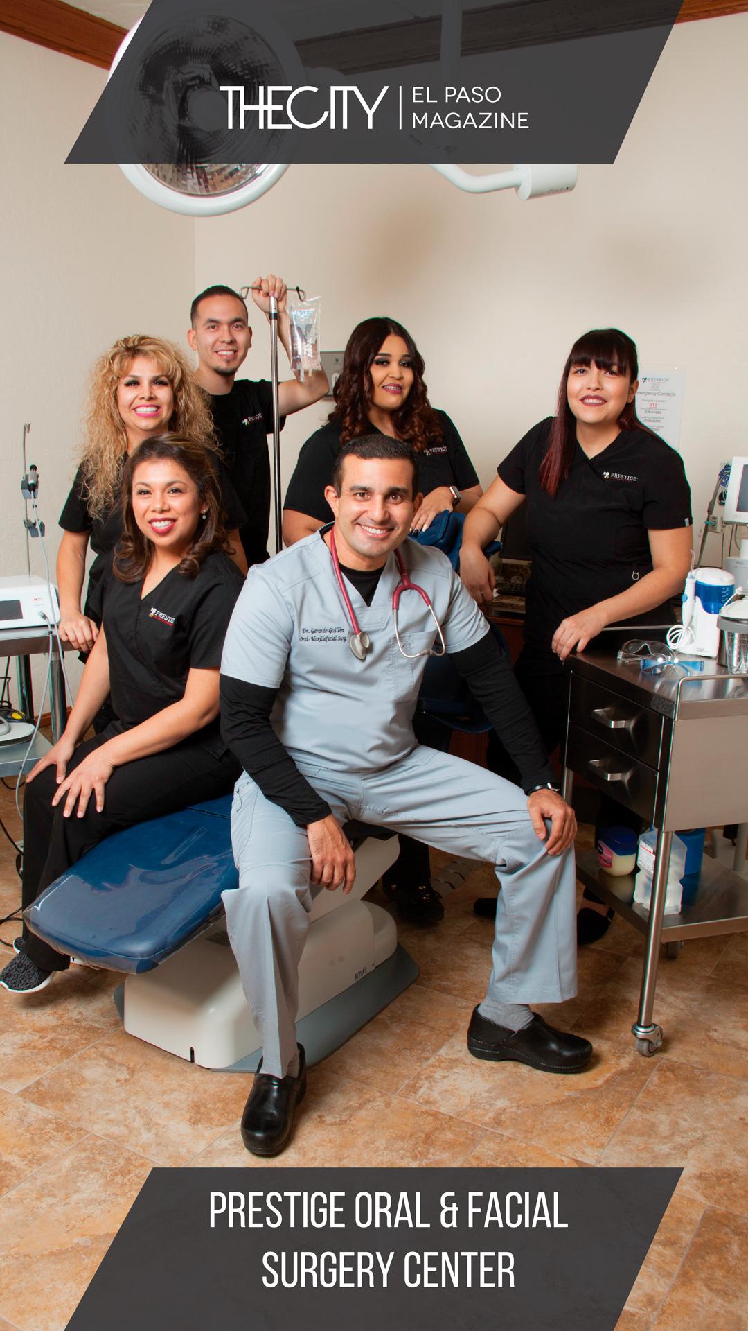 surgery Center facial oral