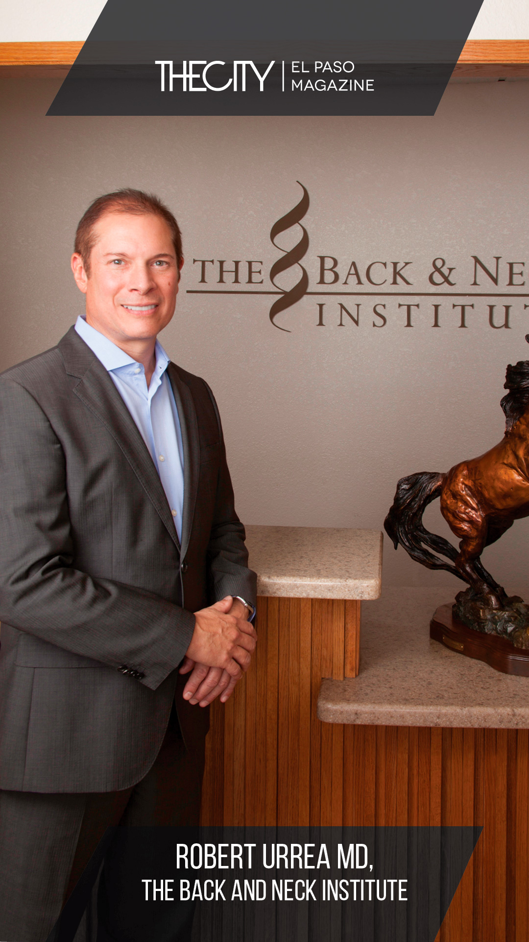 Healthcare Professionals:  Robert Urrea, md The Back and neck institute