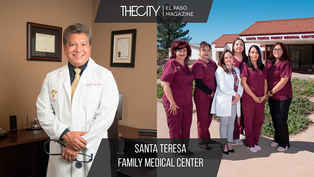 Healthcare Professionals:  Santa Teresa Medical Center