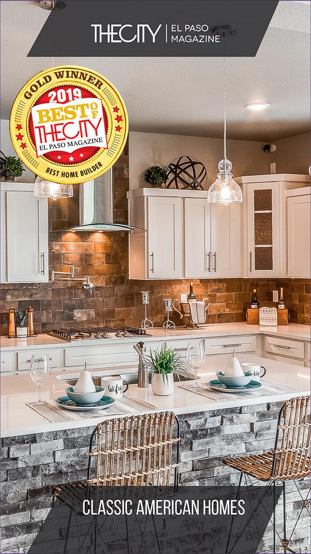 Gold Winners: Classic American Homes