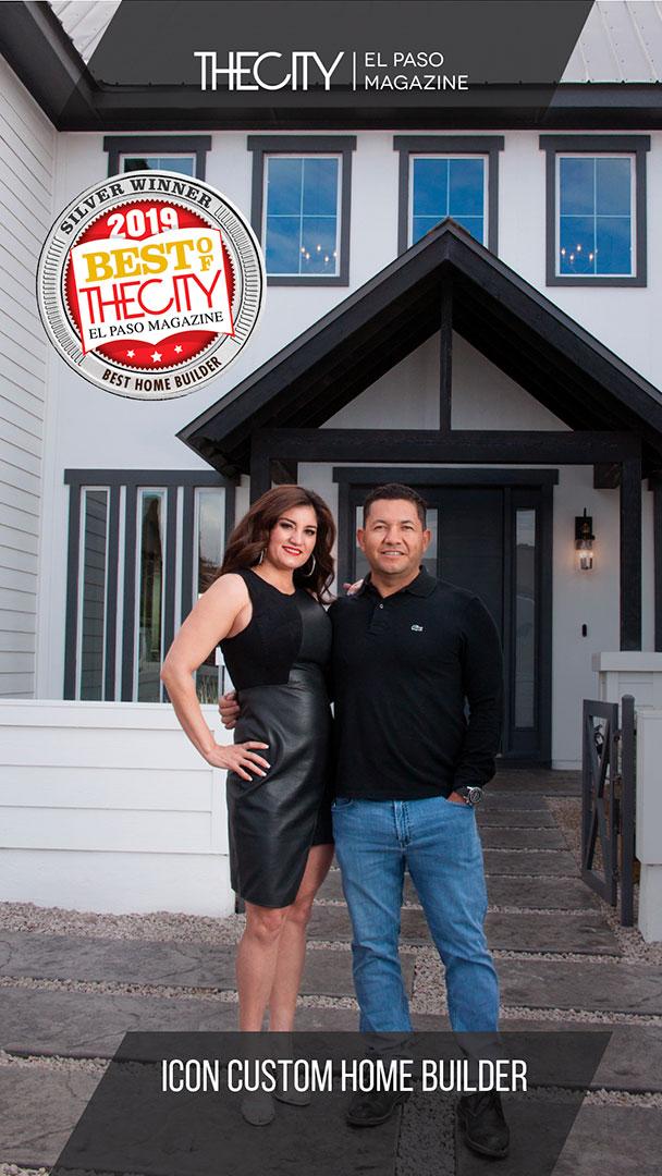 Silver Winners: ICON Custom Home Builder