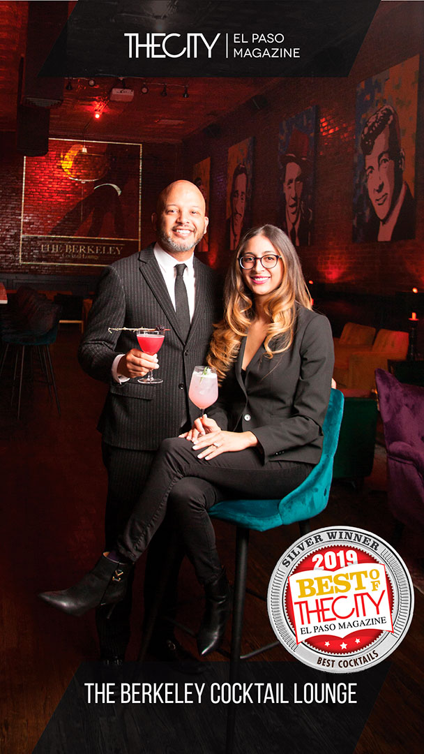 Silver Winners: The Berkeley Cocktail Lounge